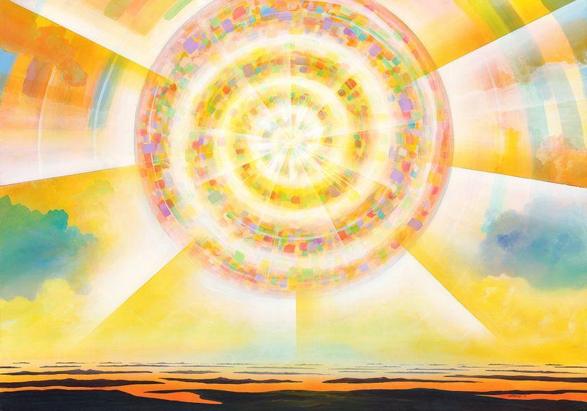 Sonnenrad van Silvian Sternhagel
