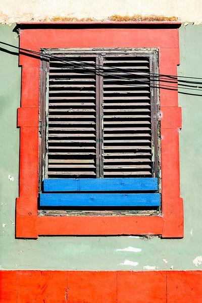 Fenster, Madeira von Heiko Westphalen