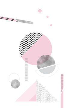 SCANDINAVIAN DESIGN No. 7 van Melanie Viola