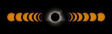 Eclips fasen van Marco Verstraaten