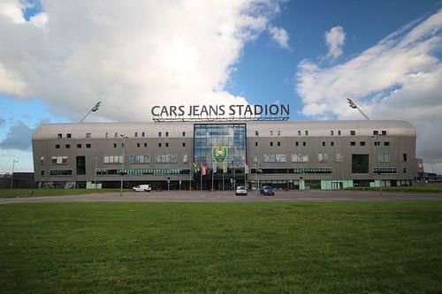 Cars Jeans stadion van ADO Den Haag  van