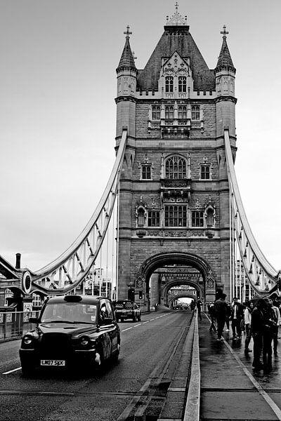 London ... Tower Bridge II van Meleah Fotografie