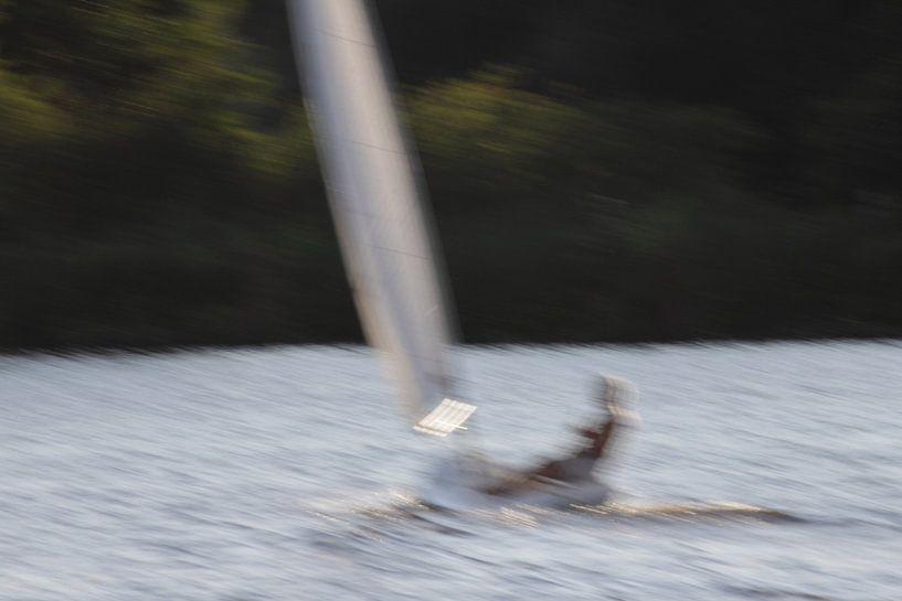 The dream of sailing 1 van Marc Heiligenstein