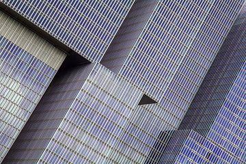 nhow hotel in Rotterdam van architect Rem Koolhaas van Dries van Assen
