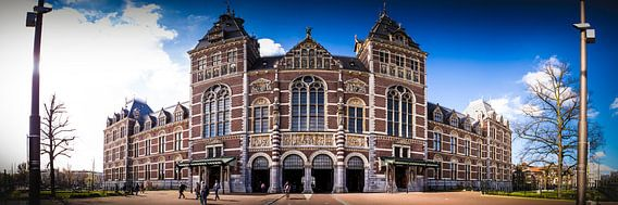Rijksmuseum Panorama