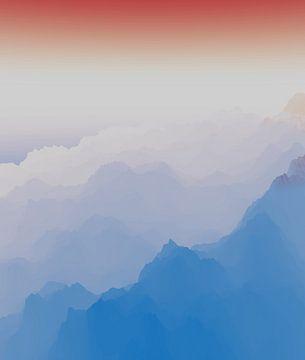 Wunderschöne Berge 5 von Angel Estevez