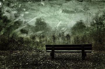 Groen park, green park. van Karin Stuurman