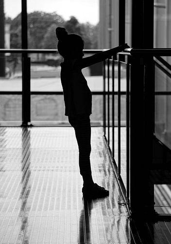 Silhouette  sur Ineke Klaassen