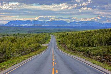 Finnmark Scenery van