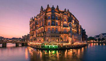 Hotel L'Europe, Amsterdam, Netherlands van Henk Meijer Photography