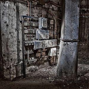 Urbex industrieel, Maassilo in rotterdam