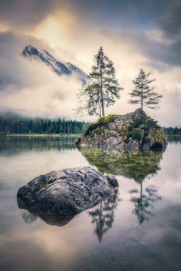 Silence at the Hintersee