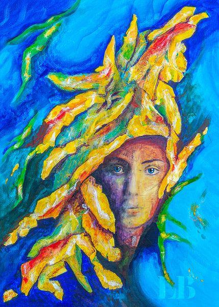 Die Dame des Sees von Lida Bruinen