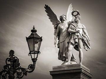 Black and White Photography: Berlin – Schlossbrücke sur Alexander Voss