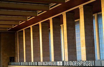 Architektur in Tempelhof Berlin von Mischa Corsius