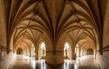 Mosteiro dos Jerónimos van