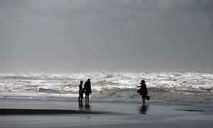 Wind en golven von Hans Heemsbergen