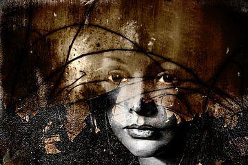 Femme perdue sur Marijke de Leeuw