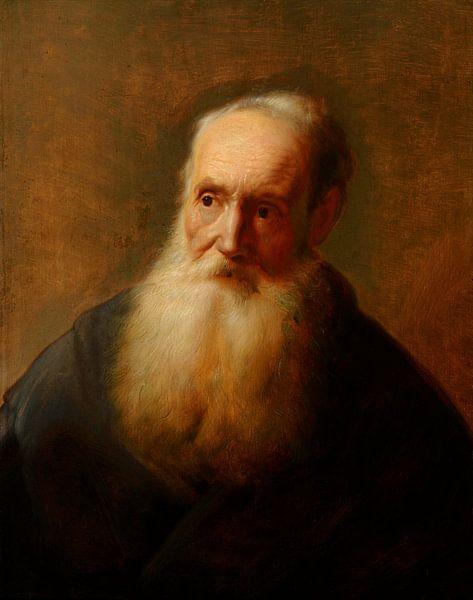 Becher eines alten Mannes, Jan Lievens von Meesterlijcke Meesters