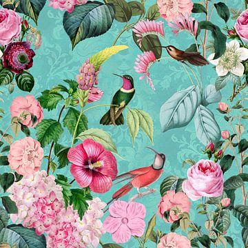Hummingbird Paradies sur Andrea Haase