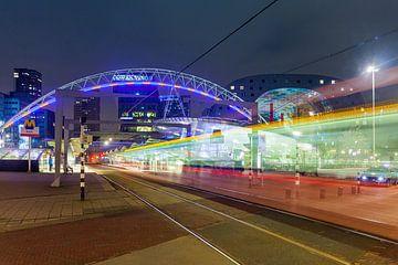 Station Rotterdam Blaak van Evert Jan Luchies