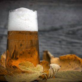 Herfst biertje von Fotografie Egmond