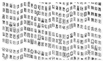 Wohnblock von Wilco & Casper