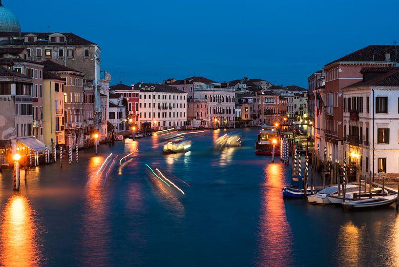 Venetië Lights van Stephan Trip
