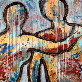 You color my life van ART Eva Maria