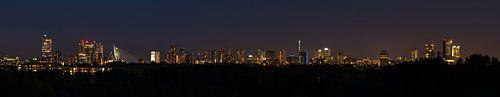 Skyline Rotterdam von