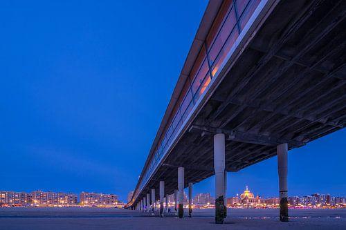 Scheveningen onder de Pier van Ardi Mulder