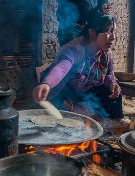 Mexico: Bakker (San Cristóbal de Las Casas) von Maarten Verhees