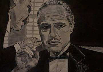 The Godfather van Marielistic-Art