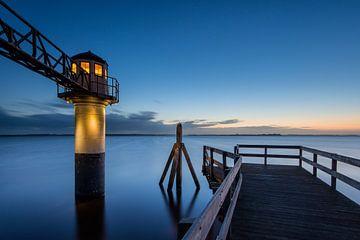 Leuchtturm von Richard Gilissen
