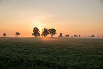 Zonsopkomst, Sunrise von Ron Westbroek
