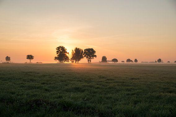 Zonsopkomst, Sunrise van Ron Westbroek