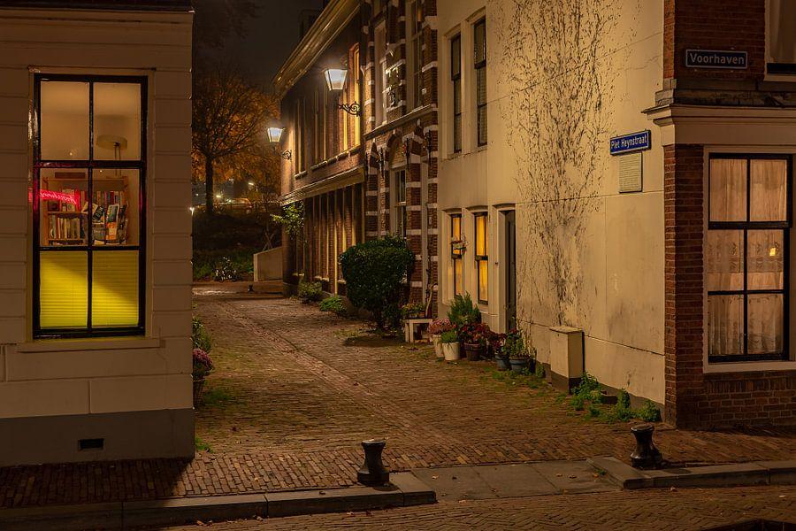 Delfshaven, Rotterdam van Henk Kuipers