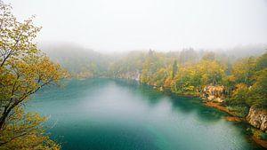 Plitvice in de herfst