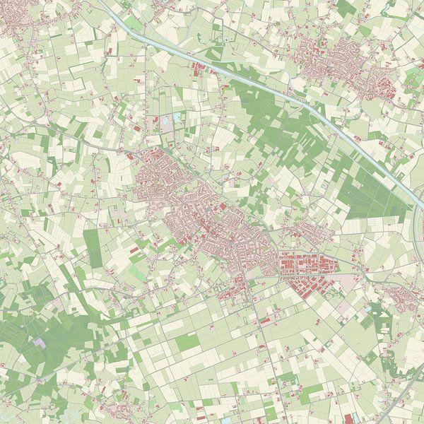 Kaart vanSchijndel