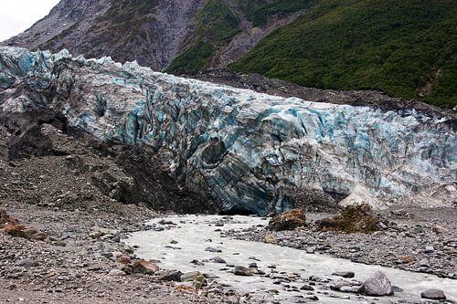 Fox Glacier NZ van