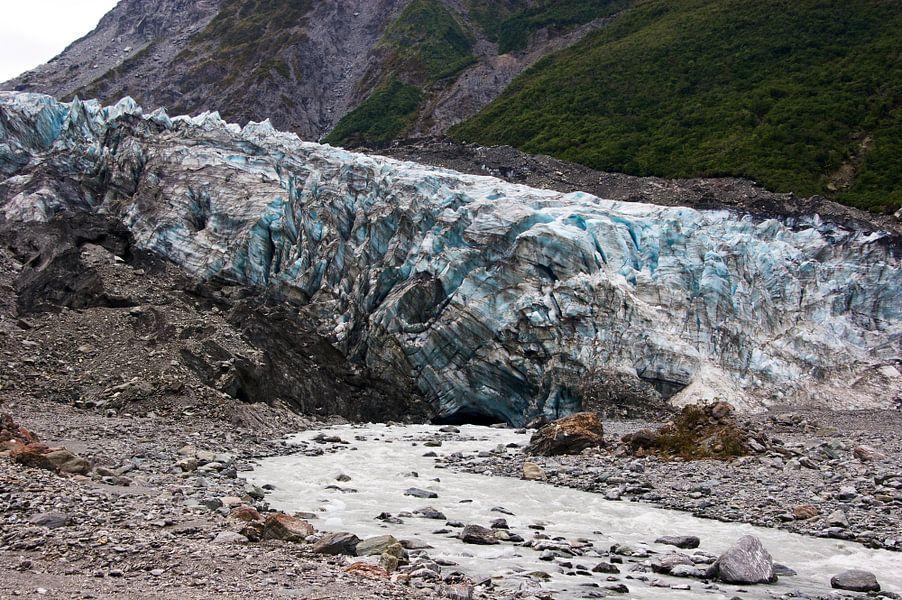 Fox Glacier NZ van Eddo Kloosterman