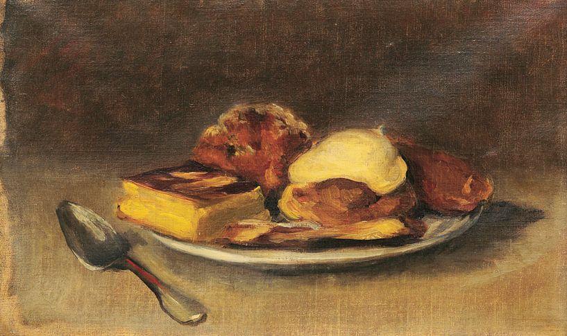 Dessert, Eva Gonzalès von Meesterlijcke Meesters