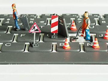 Maintenance du clavier #1 sur Lex Schulte