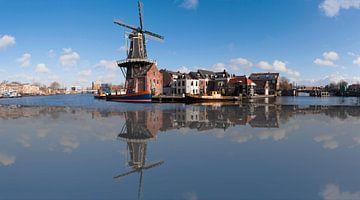 Adriaan Haarlem Molen van