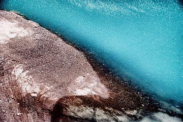 Lac de Moiry Abstract van Manuel Declerck