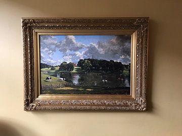 Klantfoto: Wivenhoe Park, Essex, John Constable