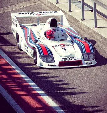 Porsche 936 klassischer Le Mans-Rennwagen von Sjoerd van der Wal