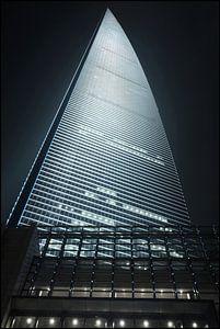 gratte-ciel World Financial Cente dans le district de Pudong Shanghai 4