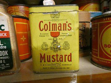Colmans's Mustard van Wilbert Van Veldhuizen