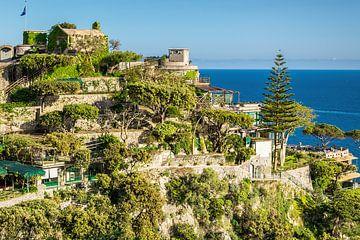 Amalfi coast Italy. van Patrick Vercauteren